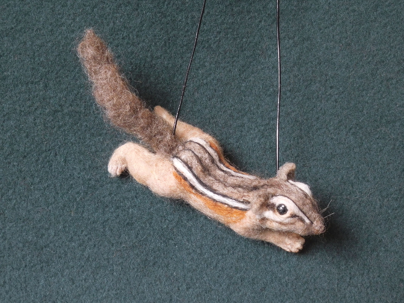 Chipmunk 13 – Necklace